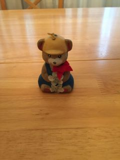 Giftco inc ceramic bear shaped bell! $4