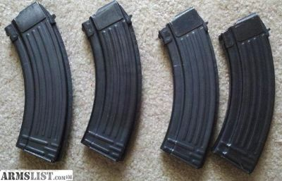 For Sale: AK47 MAGAZINES