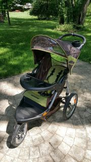 Baby Trend Expedition Jogger Travel Stroller