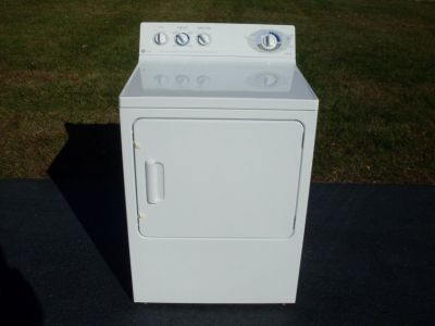 GE Gas Dryer. Works Great! Like New!