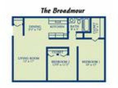 Kensington Park Apartments - Two BR One BA