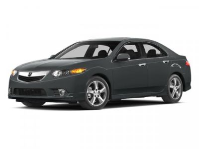 2013 Acura TSX Base w/Special (Crystal Black Pearl)
