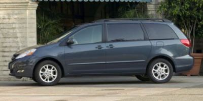2007 Toyota Sienna XLE 7-Passenger (Tan)