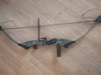 bow and arrow archery set