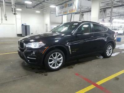 2016 BMW X6 AWD 4dr xDrive35i (Black)