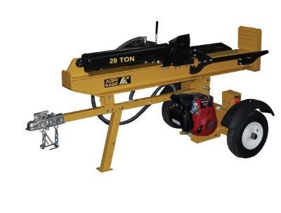 2019 BRABER 28 Ton Log Splitter