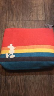 Disney Mickey Mouse cosmetic bag