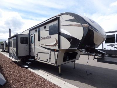 New 2018 Prime Time RV Crusader 337QBH Fifth Wheel