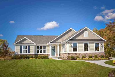 5544 Rolling Meadows Way Camillus, New Ranch home in !