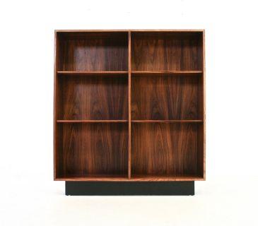 Mid Century Bookcase By I.b. Kofod Larsen