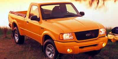 2001 Ford Ranger XL (Blue)