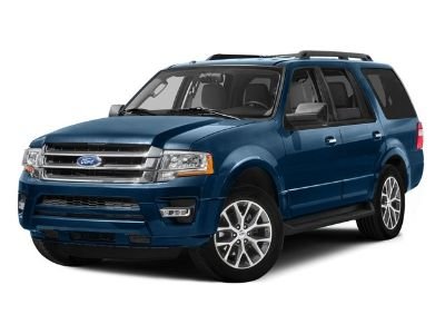2015 Ford Expedition Limited (Ingot Silver Metallic)