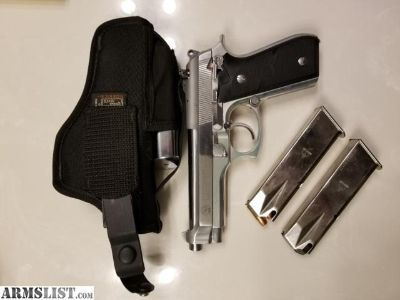 For Sale: Taurus PT99 AFS, 3 magazines + holster