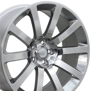 "Sell One 20"" Rim Fits Chrysler CL 300 SRT Wheel Polish Magnum Charger Challenger B1W motorcycle in Sarasota, Florida, United States, for US $157.25"