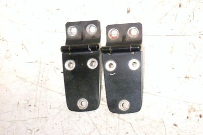 Find Jeep Wrangler TJ Hood Hinges 97-06 Hinge Pair Black OEM motorcycle in Boyertown, Pennsylvania, US, for US $19.95