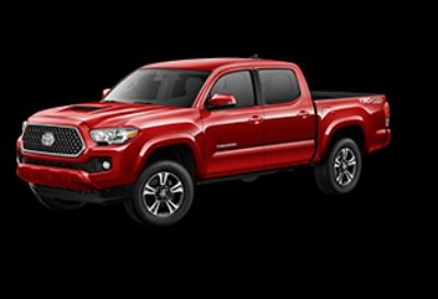 2018 Toyota Tacoma TRD Sport (Barcelona Red Metallic)