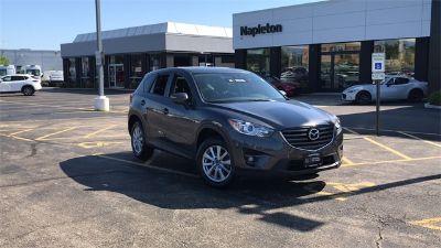 2016 Mazda CX-5 Touring (Meteor Gray Mica)