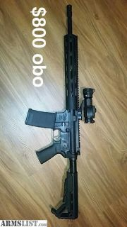 For Sale: Radical Arms Free Float AR-15 5.56/.223