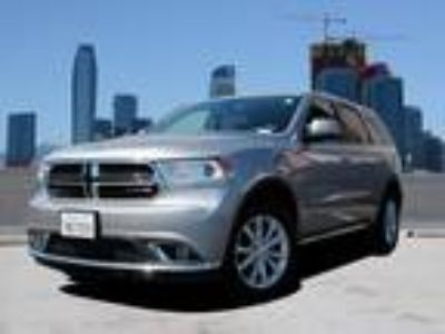 Used 2015 Dodge Durango Billet Silver Metallic Clearcoat, 41.3K miles