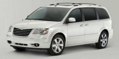 2010 Chrysler Town & Country Touring (Dark Cordovan Pearl)