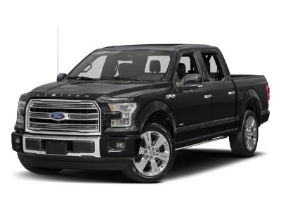 2017 Ford F-150 XL 4WD SuperCrew 5.5' Box (Red)