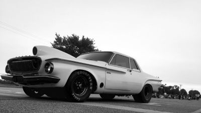 1962 Dodge Dart , 8.50 cert , trade for Dragster