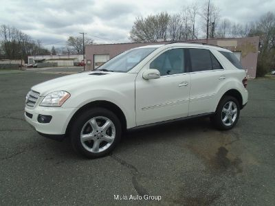 2008 Mercedes Benz M-Class ML350 7-Speed Automatic