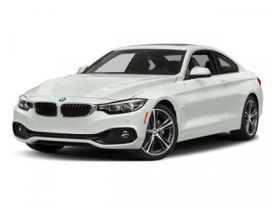 2018 BMW 4 Series 430i (Gray)