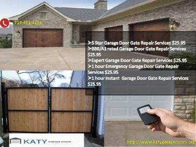 1 hour Instant Garage Door Gate Repair Services 77450 TX