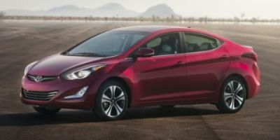 2016 Hyundai Elantra GLS (Windy Sea Blue)