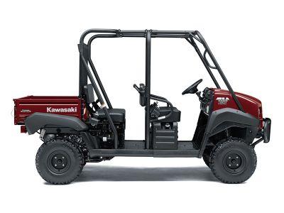 2018 Kawasaki Mule 4000 Trans Side x Side Utility Vehicles Arlington, TX