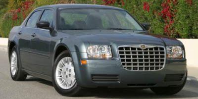2006 Chrysler 300 Touring (Blue)
