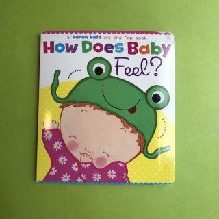 How Does Baby Feel book