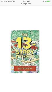 ISO - 13 Story Treehouse collection of books