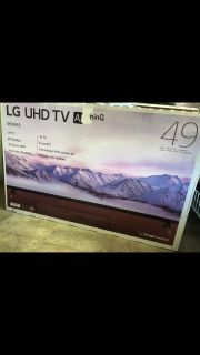 Just got a shipment in of 49inch and 65 inch TV s