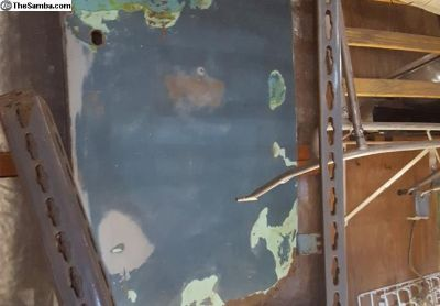 1955 orginal paint cargo door