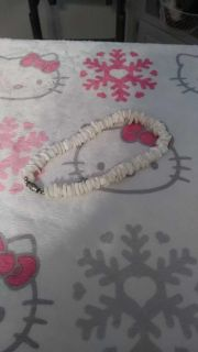 Shell bracelet i think but i guess my arms are xxs