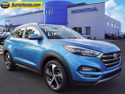 2016 Hyundai Tucson (Caribbean Blue)