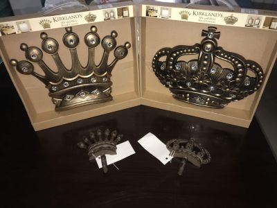 King and Queen wall decor