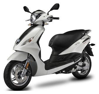 2019 Piaggio FLY 150 3V Scooter Saint Charles, IL