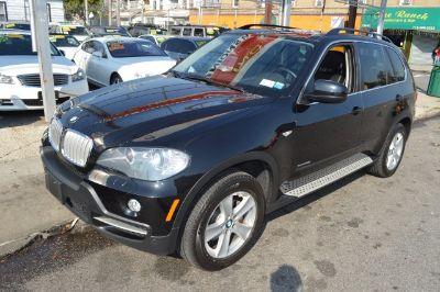 2009 BMW X5 xDrive48i (Black)