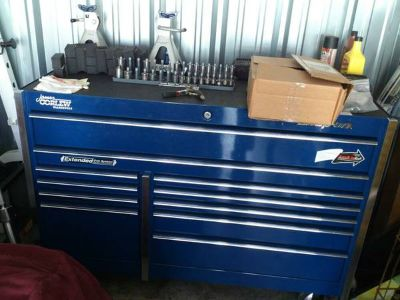 snap on chrome edition tool box
