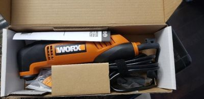 Worx High Speed Oscollating Tool