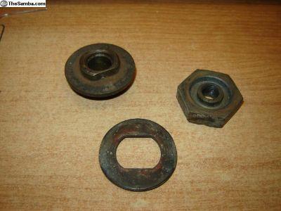 Type 1 Fan Hub and Nut