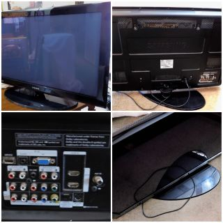 Samsung 42 Inch, 720 P, Plasma HDTV with Stand