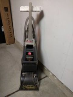 Hoover Steam Vac Deluxe 1500, 120Amps, SpinScrub