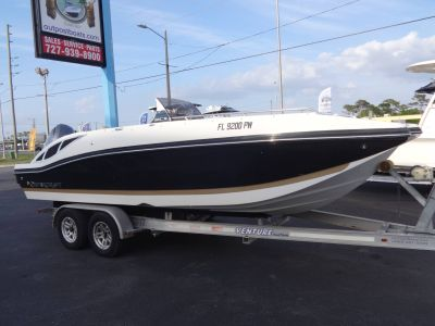 2015 Starcraft Crossover 231 SCX OB Deck Boats Holiday, FL