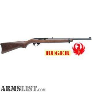 For Sale: Ruger 10/22 Harwood .22lr