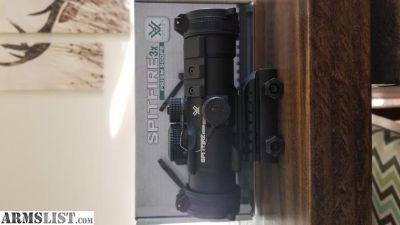 For Sale: Vortex Spitfire 3x Prism Optic
