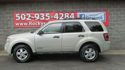 2008 Ford Escape XLT (Beige)